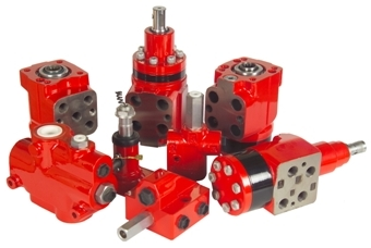 HKU(S).../5(D)T | Steering Units and Accessories